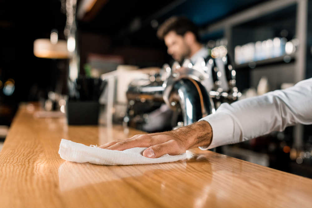 Higiene y limpieza: dos aspectos que no tienen excusa en los bares españoles