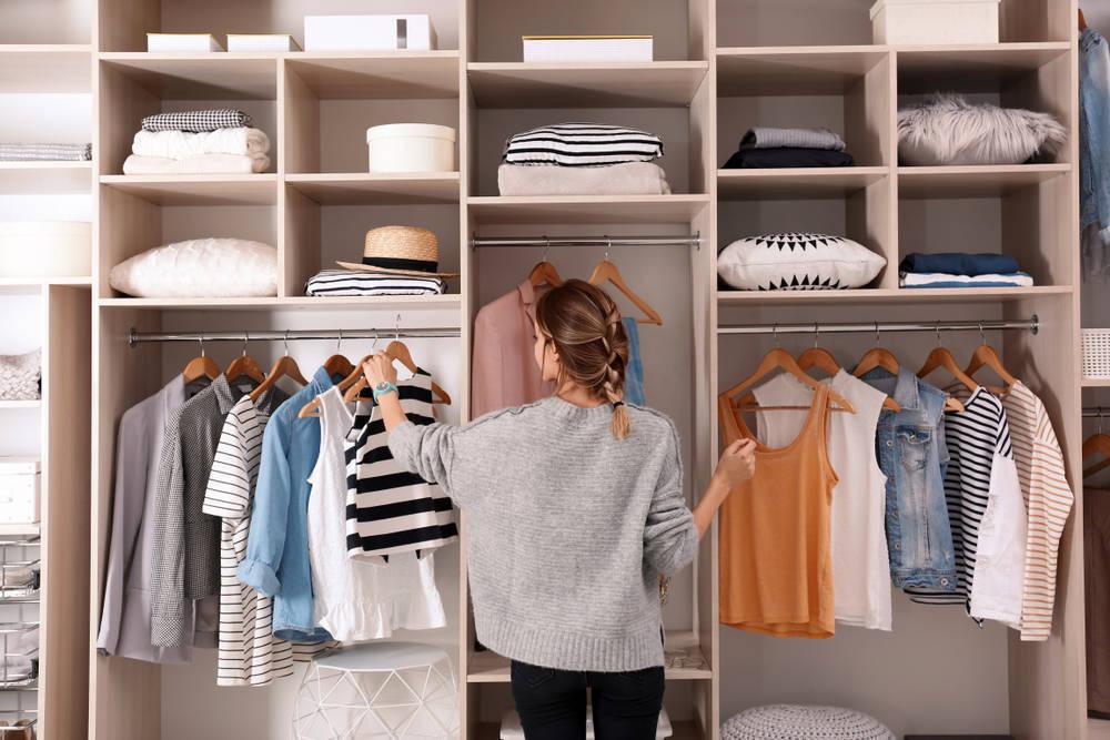 Los armarios siguen siendo esenciales