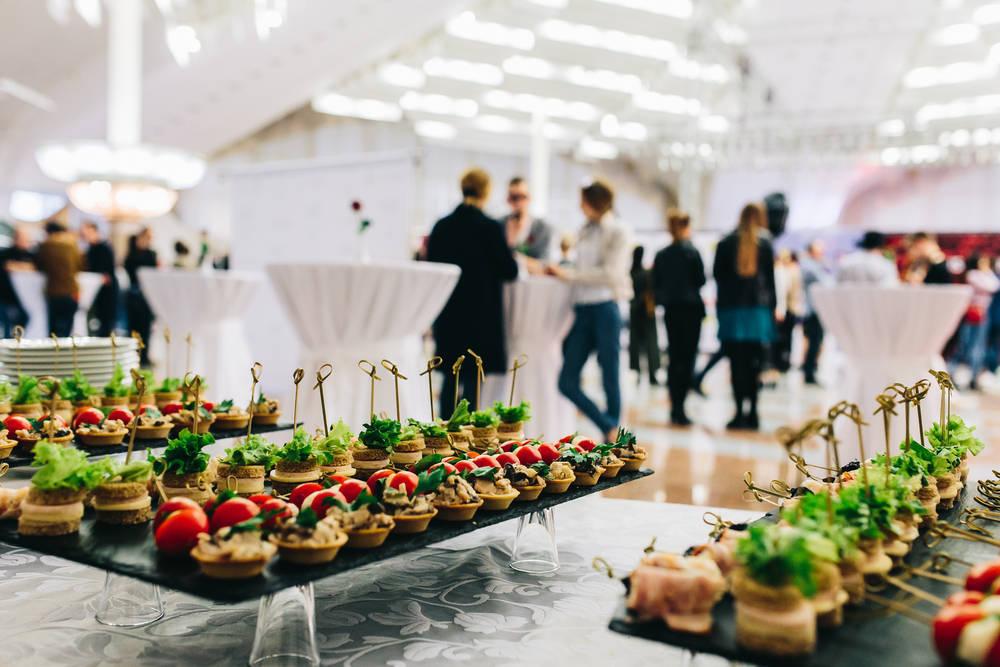El servicio de catering de empresa está en auge