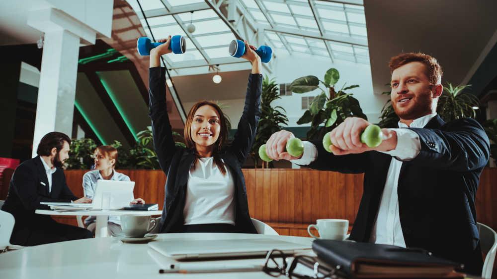 Beneficios de fomentar la práctica deportiva entre tus empleados
